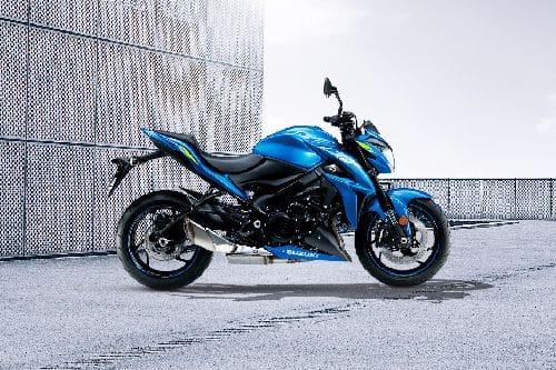 Suzuki GSX-S1000 ABS Right Side Viewfull Image