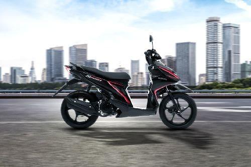 Suzuki Skydrive Sport Right Side Viewfull Image