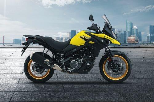 Suzuki V-Strom 650 ABS Right Side Viewfull Image