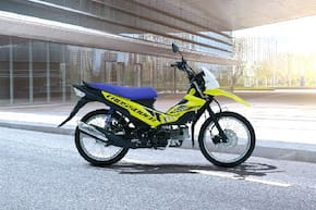 Suzuki Raider J Crossover Standard