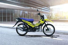 Suzuki Raider J