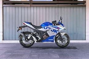 Suzuki Gixxer SF250 Standard