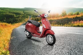 Vespa Sprint Carbon