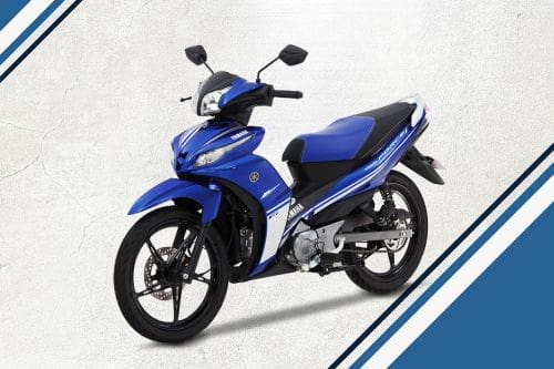 Yamaha Vega Force i