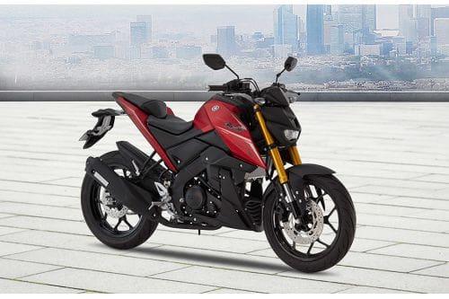 Yamaha TFX 150 Slant Rear View Full Image