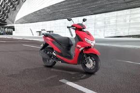 Yamaha Mio Gravis Standard