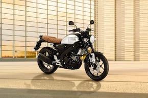 Yamaha XSR155 Standard