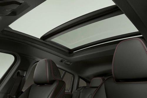 BMW X4 Sunroof Moonroof