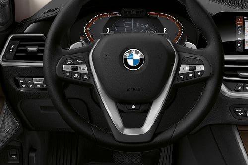 BMW 3 Series Sedan Multi Function Steering