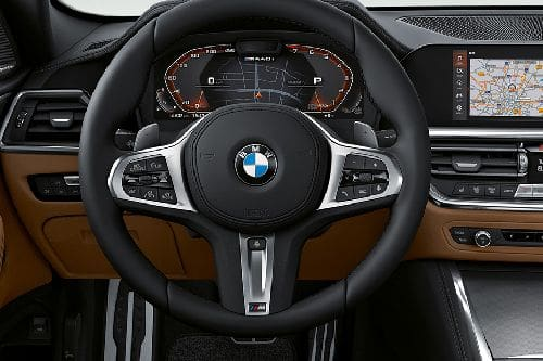 BMW 4 Series Coupe Steering Wheel