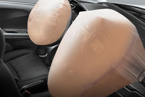 Honda Mobilio AirBags View