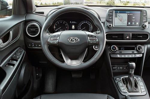 Hyundai Kona Steering Wheel