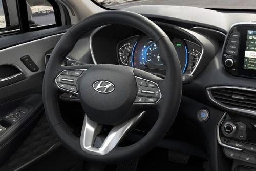 Hyundai Santa Fe Steering Wheel