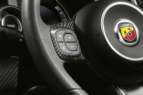Abarth 695 Multi Function Steering