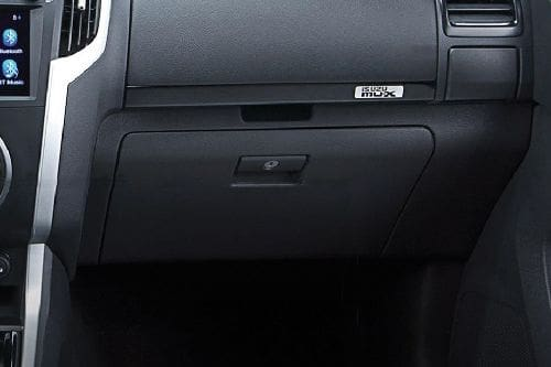 Isuzu mu-X Glove Box