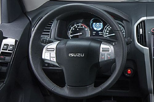 Isuzu mu-X Steering Wheel