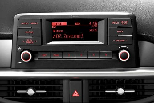 Stereo View of Picanto