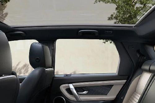 Land Rover Discovery Sport Sunroof Moonroof