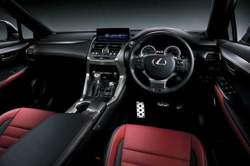 Dashboard View of NX