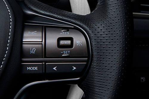 Lexus LC Multi Function Steering