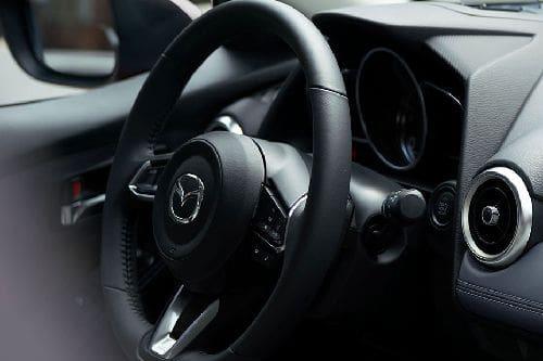 Mazda 2 Sedan Steering Wheel