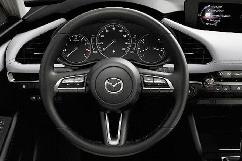 Mazda 3 Hatchback Steering Wheel