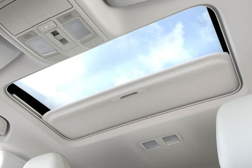 Mazda CX-5 Sunroof Moonroof