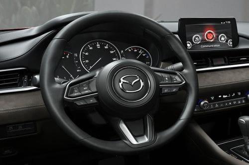 Mazda 6 Sedan Steering Wheel