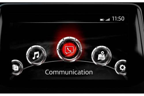 MX-5 RF touch screen