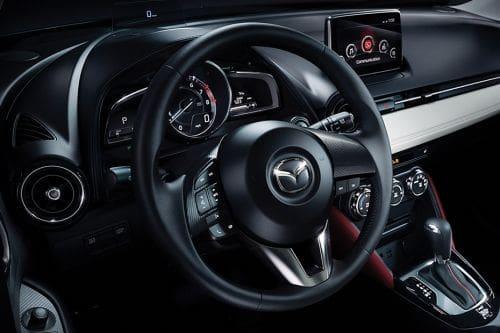 Mazda CX-3 Steering Wheel