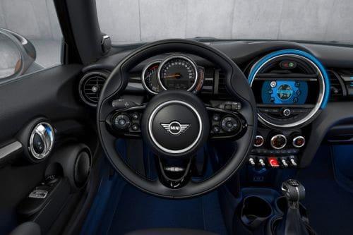 Mini 3 Door Steering Wheel