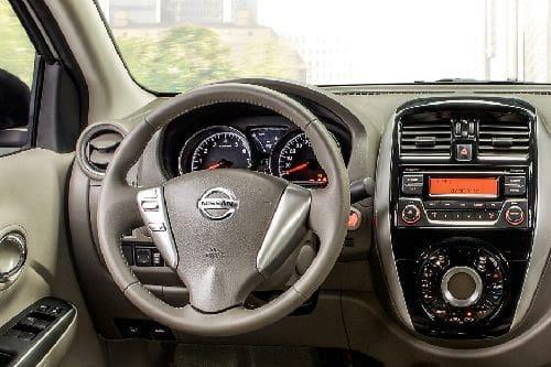 Nissan Almera Steering Wheel