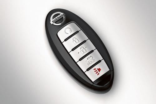 Nissan Patrol Royale Keychain Fob