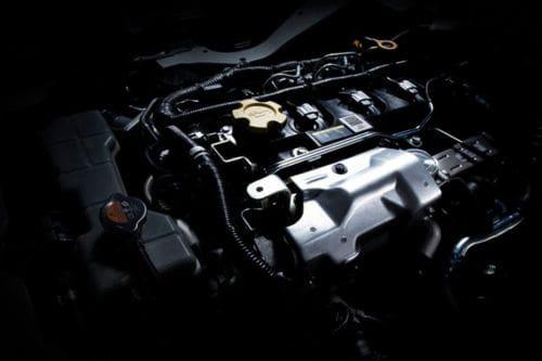 NV350 Urvan Engine