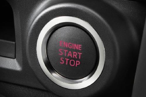 Subaru BRZ Engine Start Stop Button