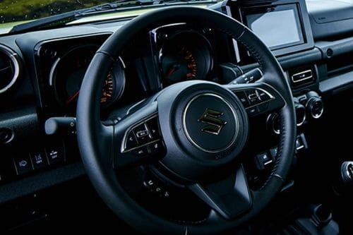 Suzuki Jimny Steering Wheel