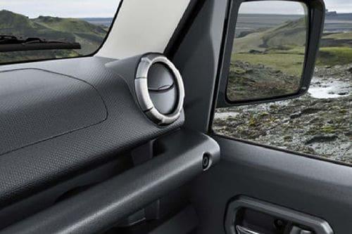Suzuki Jimny Passengers View