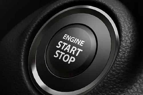 Suzuki Ertiga Engine Start Stop Button