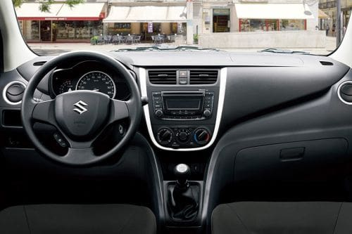 Dashboard View of Celerio