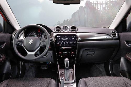 Dashboard View of Vitara