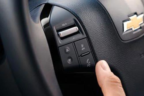 Chevrolet Trailblazer Multi Function Steering