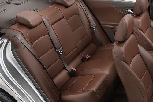 Chevrolet Malibu Rear Seats
