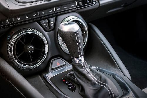 Chevrolet Camaro Gear Shifter