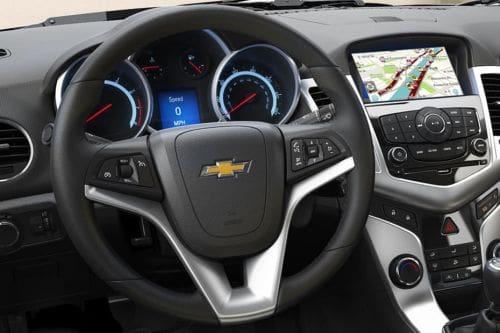 Chevrolet Cruze Steering Wheel