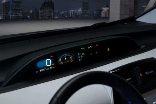 Prius TachoMeter