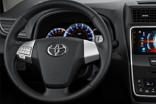 Toyota Avanza Steering Wheel