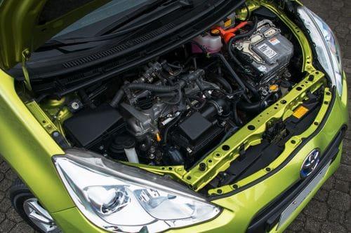 Prius C Engine