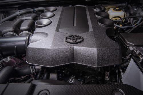 Land Cruiser Prado Engine