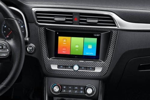 ZS Center Console