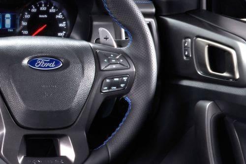 Ford Ranger Raptor Multi Function Steering